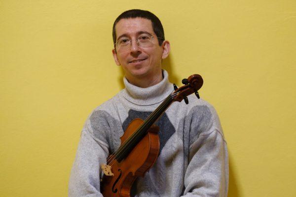 Insegnante di violino - Direzione didattica sezione AMI