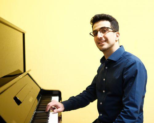 Insegnante di pianoforte