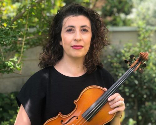 Insegnante di violino - Direzione didattica archi e orchestre